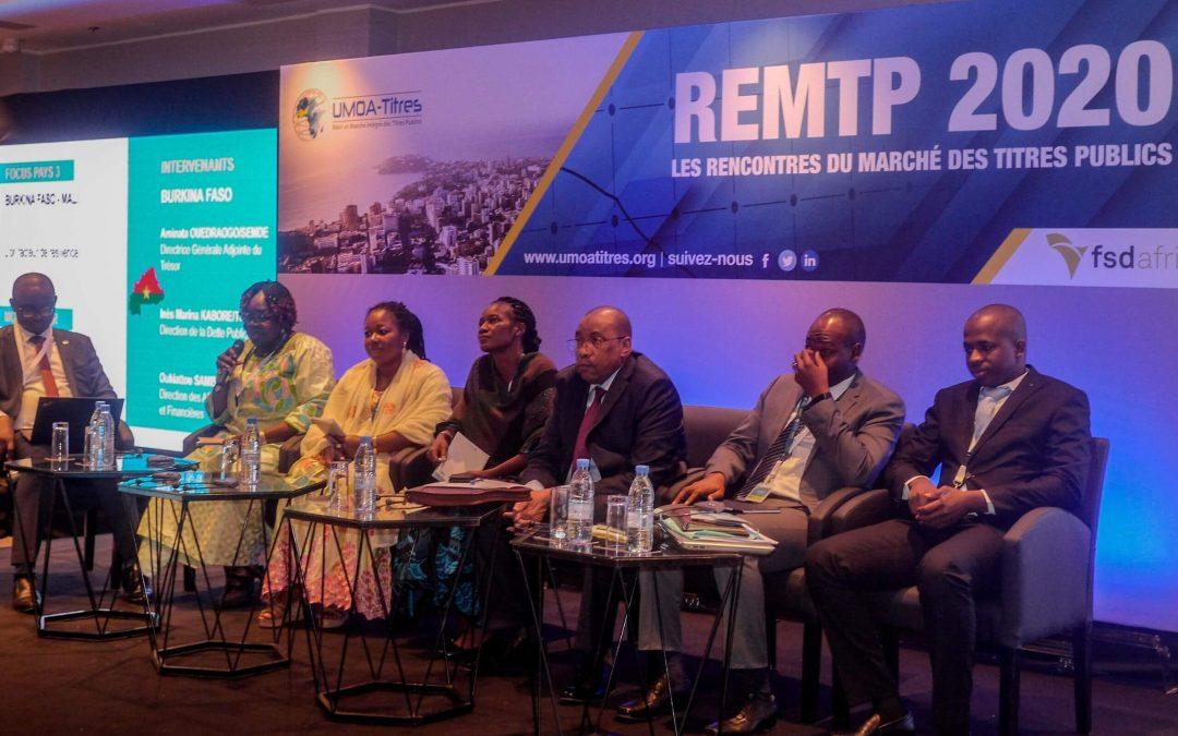 2ème ÉDITION DES REMTP